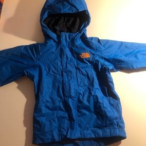 The North Face Jackets & Coats - Blue North Face Toddler Windbreaker